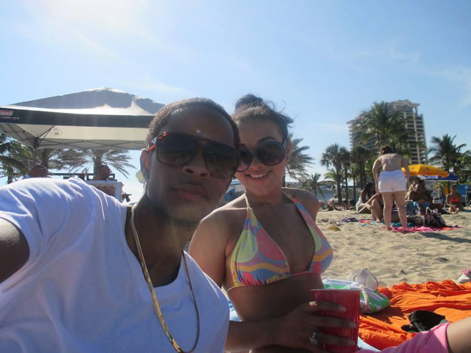 beach wit shawty